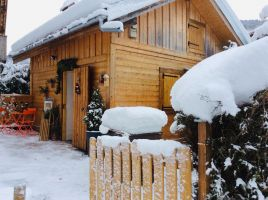 Chalet St Gervais Les Bains  - 3 people - holiday home  #66635