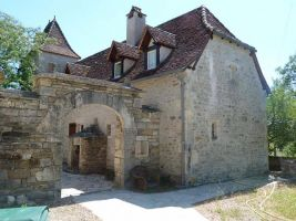 Maison Cajarc - 8 personnes - location vacances  n°66703