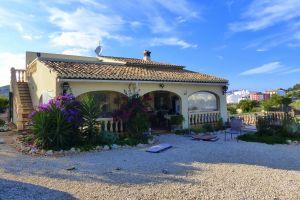 Casa Gata De Gorgos - 4 personas - alquiler n°66718