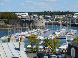 Flat 4 people Concarneau - holiday home  #66737