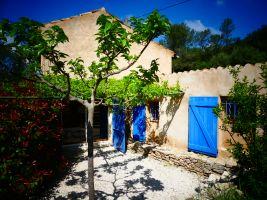 Maison Le Thoronet - 2 personnes - location vacances  n°66740