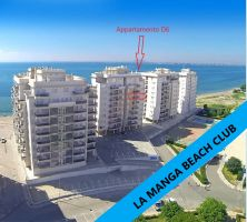 Flat in La manga del mar menor for   6 •   2 bedrooms   #66752