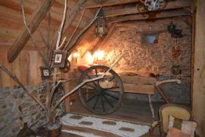Chambre d'hôtes Bassignac-le-bas - 2 personnes - location vacances  n°66771