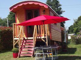 Caravane Saint Samson Sur Rance - 2 personnes - location vacances  n°66796