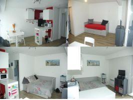 Studio 3 personnes La Rochelle - location vacances  n°66819