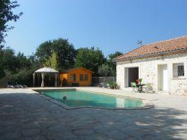 Gite 4 personnes Montignargues - location vacances  n°66834