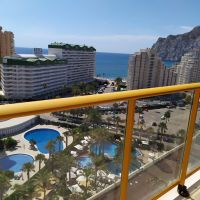 Flat in Calpe for   4 •   1 bedroom
