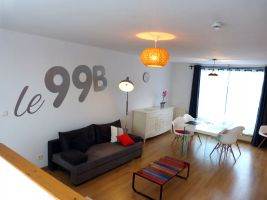 Appartement Hallennes-lez-haubourdin - 4 personnes - location vacances  n°66859