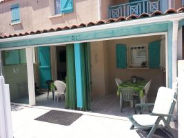 Maison à Gruissan pour  8 •   vue sur mer   n°66888