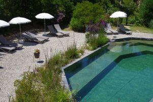 Appartement à Grimaud, côte d'azur pour  2 •   avec piscine privée