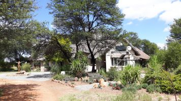 Chalet Sun Eden. Kloppaboss, Hammanskraal. Pretoria - 4 personnes - location vacances  n°66951