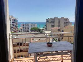 Appartement à San antoni de calonge pour  4 •   vue sur mer