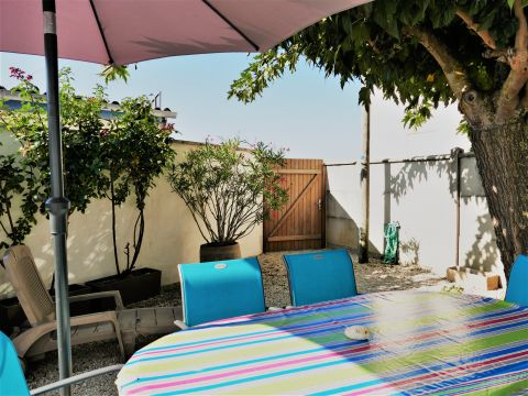 House in Saint Palais sur mer - Vacation, holiday rental ad # 67046 Picture #1