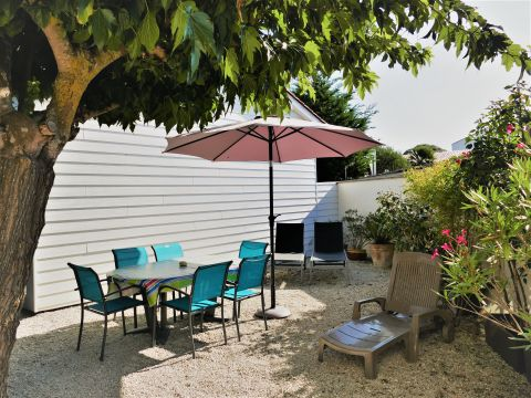 House in Saint Palais sur mer - Vacation, holiday rental ad # 67046 Picture #3