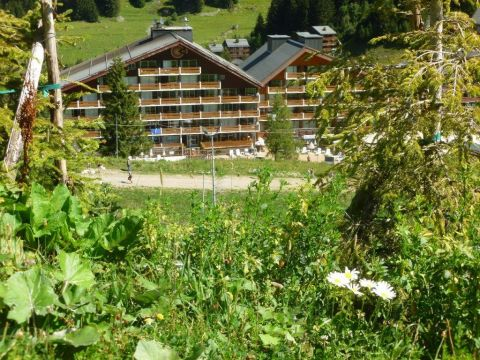 Studio in Méribel Mottaret - Vacation, holiday rental ad # 67229 Picture #0 thumbnail