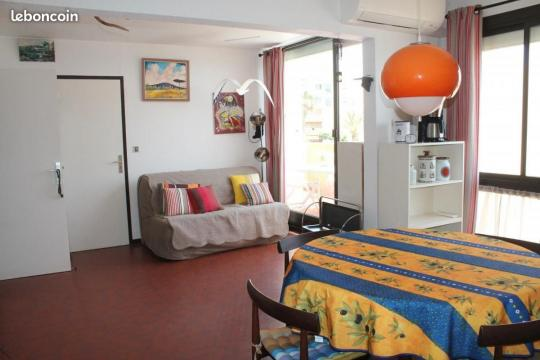 Flat in Le barcares - Vacation, holiday rental ad # 67257 Picture #2