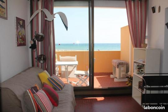 Flat in Le barcares - Vacation, holiday rental ad # 67257 Picture #4