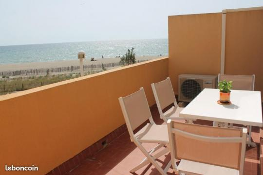 Flat in Le barcares - Vacation, holiday rental ad # 67257 Picture #5