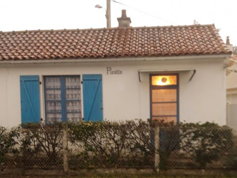 House in Fromentine - Vacation, holiday rental ad # 67422 Picture #0