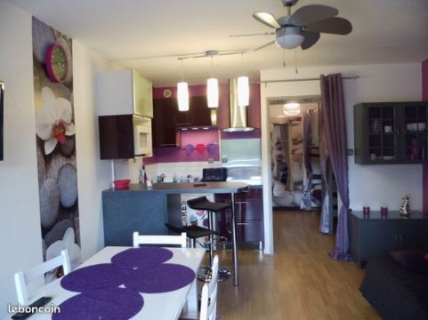 Studio in Saint mandrier - Vacation, holiday rental ad # 67436 Picture #3