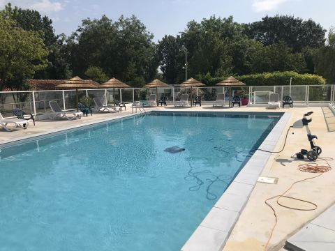 Mobile home in Meschers-sur-Gironde  - Vacation, holiday rental ad # 67487 Picture #12