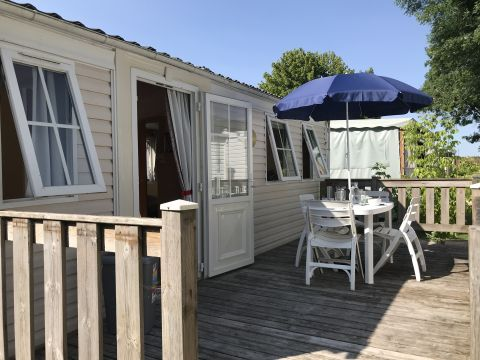 Mobile home in Meschers-sur-Gironde  - Vacation, holiday rental ad # 67487 Picture #2