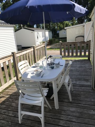 Mobile home in Meschers-sur-Gironde  - Vacation, holiday rental ad # 67487 Picture #3