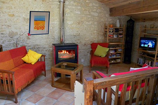 Gite in Gémozac - Vacation, holiday rental ad # 67517 Picture #6