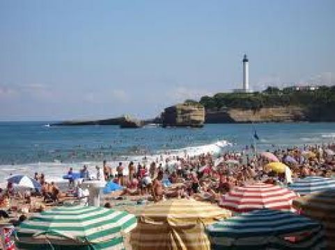 Flat in Biarritz - Vacation, holiday rental ad # 67581 Picture #0