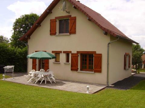 House Cisternes La Foret - 5 people - holiday home  #67892