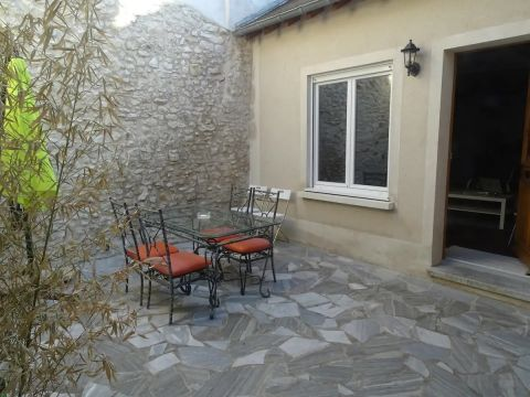House in Moret-sur-Loing - Vacation, holiday rental ad # 67901 Picture #11