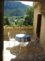 Gite in Mostuéjouls voor  5 •   met balkon
