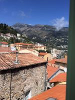 Flat Menton - 2 people - holiday home  #67025