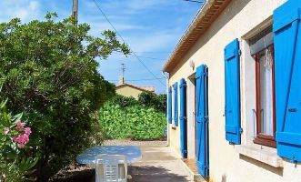 House Saint-pierre La Mer - 6 people - holiday home  #67114