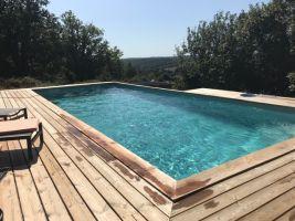 Maison à Salagnac pour  7 •   avec piscine privée