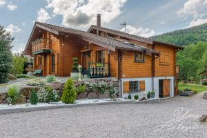 Chalet Le Menil - 10 people - holiday home  #67213