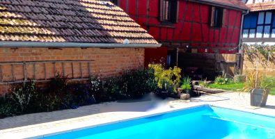 Gite in Olwisheim für  6 •   mit privat Schwimmbad  N°67307