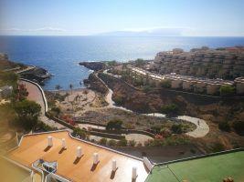 Tenerife south -    vista al mar