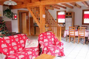 Casa rural en Hauterive-la-fresse para  6 •   con terraza