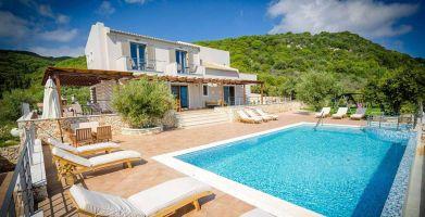 Maison Zakynthos - 12 personnes - location vacances
