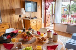 Chalet Bolquère - Pyrénées 2000 - 8 personnes - location vacances  n°67460