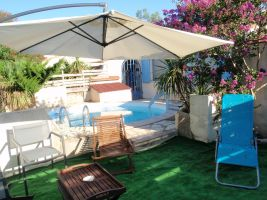 Gite St Gilles - 4 people - holiday home  #67528