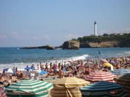Flat in Biarritz for   6 •   with terrace