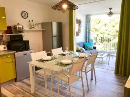 Appartement La Saline Les Bains - 4 personnes - location vacances  n°67736
