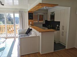 Studio in Crans-montana voor  3 •   met balkon