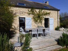 House Sarzeau - 9 people - holiday home  #67897