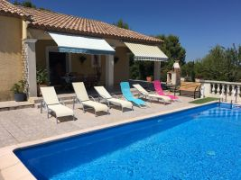 House Lezignan Corbieres - 8 people - holiday home  #67993