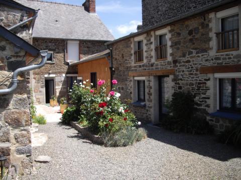Gite Dol De Bretagne - 4 personnes - location vacances  n°68017