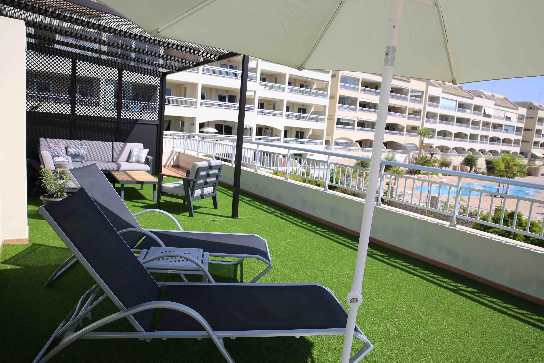 Apartamento Palm-mar - 2 personas - alquiler