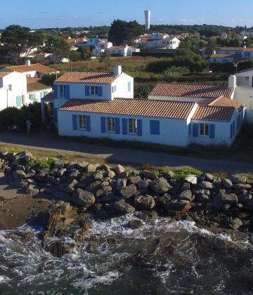 Haus Ile D'yeu - 8 Personen - Ferienwohnung
